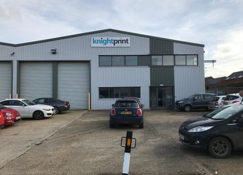 Thumbnail Light industrial to let in Unit 8, Hambridge Lane, Newbury, Berkshire