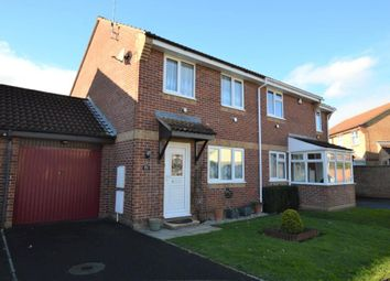 Thumbnail 3 bed semi-detached house for sale in Thames Drive, Taunton, Somerset