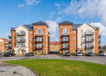Thumbnail 2 bed flat for sale in Bell Farm Way, Hersham, Walton-On-Thames