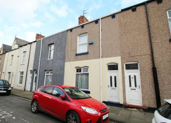 Thumbnail 3 bed terraced house for sale in Wharton Street, Hartlepool, Cleveland