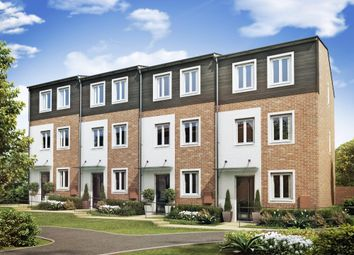 """Thumbnail 4 bed end terrace house for sale in """"Faversham"""" at Great Mead, Yeovil"""