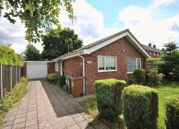 Thumbnail 3 bedroom detached bungalow to rent in Kingsway, North Walsham