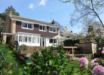 Thumbnail 4 bed detached house for sale in Hook Close, Ampfield, Romsey