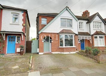 Thumbnail 3 bed end terrace house for sale in Gardenia Road, Enfield