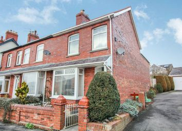 Thumbnail 3 bed end terrace house for sale in Grosvenor Road, Abergavenny
