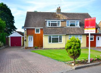 Thumbnail 3 bed semi-detached house for sale in Sutton Crescent, Barnet