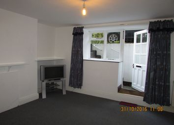 Thumbnail 1 bed flat to rent in Wellington Terrace, Penzance