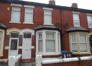 Thumbnail 3 bedroom terraced house for sale in Oxford Road, Blackpool