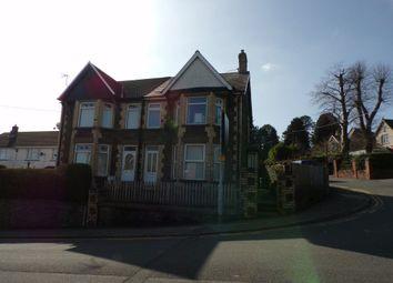 Thumbnail 1 bed flat to rent in Gff Oletha, Pentwyn Road, Blackwood
