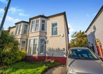 Thumbnail 3 bed semi-detached house for sale in Tyn Y Pwll Road, Whitchurch, Cardiff