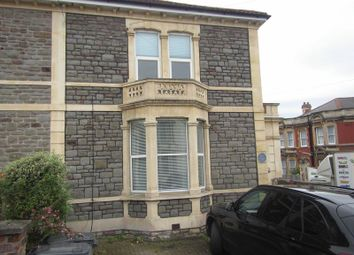 Thumbnail 3 bedroom flat to rent in Sommerville Road, Bishopston, Bristol