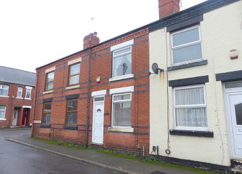 Thumbnail 2 bed terraced house to rent in Browning Street, Mansfield, Nottinghamshire