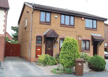Thumbnail 3 bed semi-detached house to rent in Heron Drive, Uttoxeter