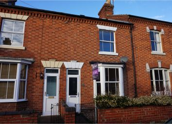 Thumbnail 2 bed terraced house for sale in Queen Victoria Street, Rugby