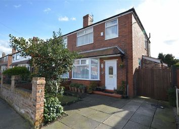 Thumbnail 3 bedroom semi-detached house for sale in Berwick Avenue, Heaton Mersey, Stockport, Greater Manchester