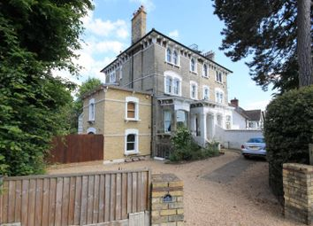 Thumbnail 2 bed flat to rent in Gressenhall Road, Putney, London