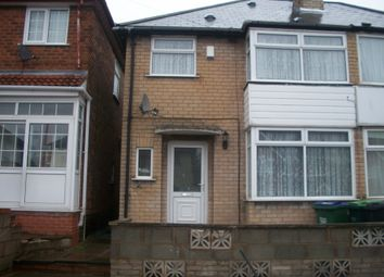 Thumbnail 3 bed semi-detached house to rent in Devonshire Road, Smethwick