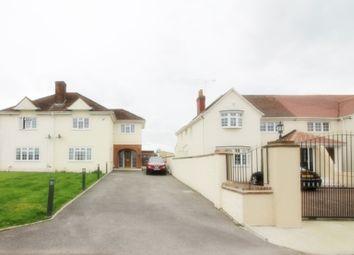Thumbnail 4 bed semi-detached house to rent in Tudor Villas, Burton Lane, Cheshunt, Waltham Cross