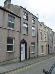 Thumbnail 3 bed terraced house to rent in North Penrallt, Caernarfon, Gwynedd