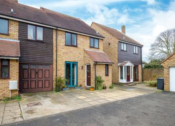 Thumbnail 3 bed semi-detached house for sale in Bacons Yard, Ashwell, Baldock