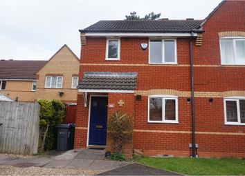 Thumbnail 2 bed semi-detached house to rent in Guardians Way, Birmingham