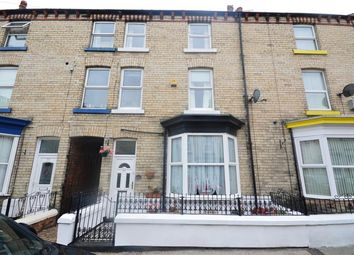 Thumbnail 4 bed terraced house for sale in Commercial Street, Scarborough