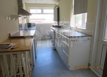 Thumbnail 4 bed semi-detached house to rent in Manvers Road, Nottingham