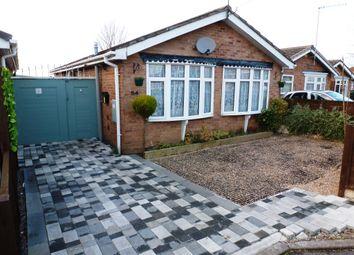 Thumbnail 2 bed detached bungalow for sale in Barlow Drive North, Awsworth, Nottingham