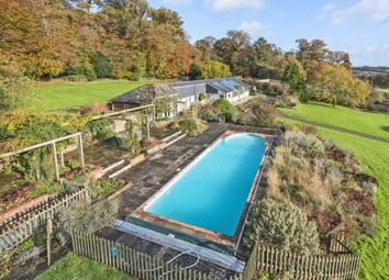 Thumbnail 4 bed bungalow for sale in Creedy Park, Crediton, Devon