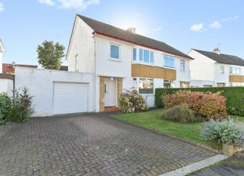 Thumbnail 3 bed semi-detached house for sale in 9 Silverknowes Midway, Silverknowes, Edinburgh