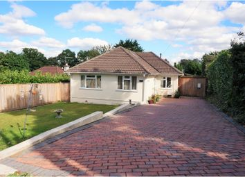 Thumbnail 3 bed detached bungalow for sale in Pine Glen Avenue, Ferndown