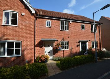 Thumbnail 2 bedroom town house for sale in Morris Drive, Little Plumstead, Norwich