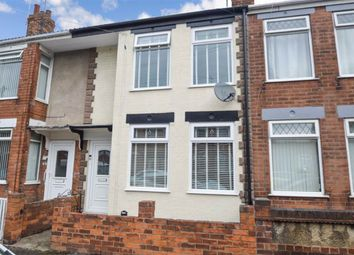 Thumbnail 2 bed terraced house for sale in Rensburg Street, Hull
