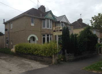 Thumbnail 3 bedroom semi-detached house to rent in Malvern Road, Swindon