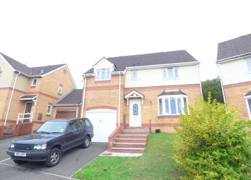 Thumbnail 4 bed detached house for sale in St. Andrews Drive, Pontllanfraith, Blackwood