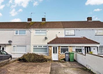 2 bed terraced house for sale in Blagdon Close, Llanrumney, Cardiff CF3