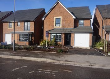 Thumbnail 4 bed detached house for sale in Cartwrights Farm Road, Liverpool