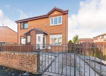 Thumbnail 2 bed semi-detached house for sale in Ardencraig Drive, Glasgow, Lanarkshire