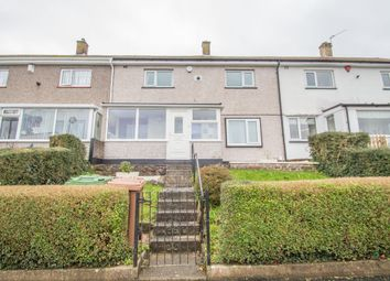 Thumbnail 2 bed terraced house for sale in Kit Hill Crescent, Plymouth