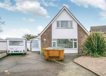 Thumbnail 4 bed bungalow for sale in Poplar Drive, Filby, Great Yarmouth