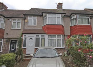 Thumbnail 3 bed terraced house to rent in Whitton Avenue East, Greenford, Middlesex