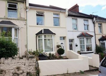 Thumbnail 4 bed terraced house for sale in Torquay, Devon