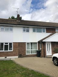 Thumbnail 5 bed semi-detached house to rent in Forest Drive, Epping, Essex