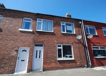 Thumbnail 2 bed terraced house to rent in Milburn Road, Ashington