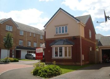 Thumbnail 3 bed detached house to rent in Wyncliffe Gardens, Pontprennau, Cardiff