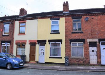 Thumbnail 2 bed terraced house for sale in Lime Street, Stoke On Trent