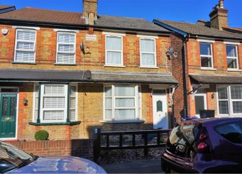 Thumbnail 2 bed semi-detached house for sale in Little Roke Avenue, Kenley