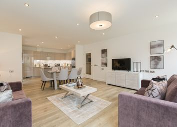 Thumbnail 3 bed flat for sale in Woodside Square, Muswell Hill