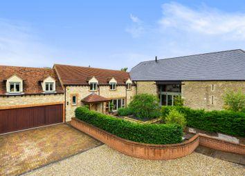 Thumbnail 5 bed detached house for sale in Stanton Court, Trenchard Road, Stanton Fitzwarren, Wiltshire
