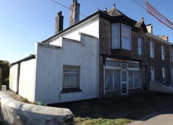 Thumbnail 4 bed end terrace house for sale in Connor Downs, Hayle, Cornwall